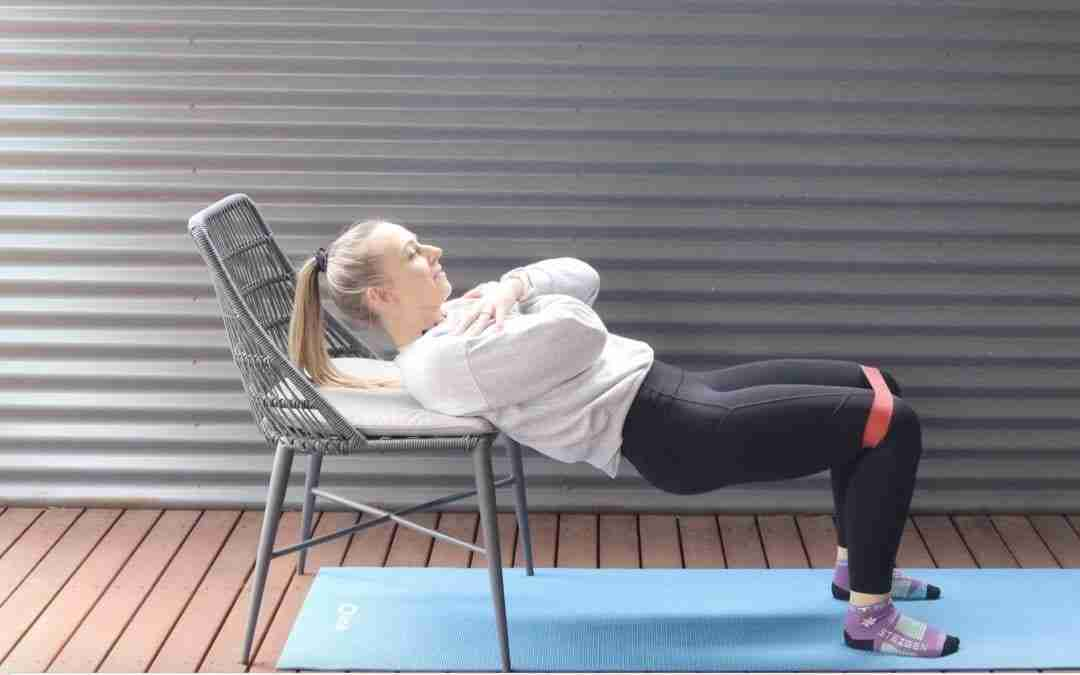 Glute Home Workout | Level 2 Exercises for Runners