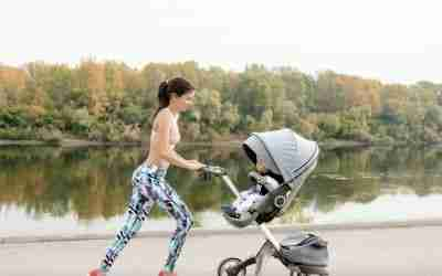 Postpartum Running Assessment: Are you ready to return to running after a baby?