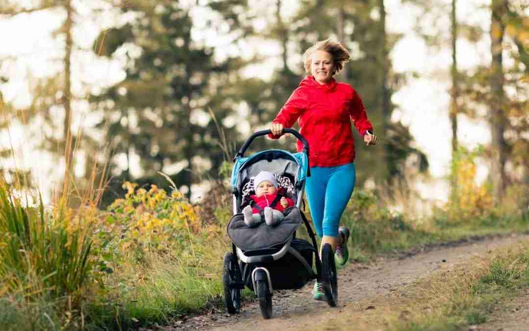 The Mental Health Benefits of Running Postpartum